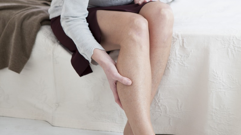 How to avoid leg muscle cramps