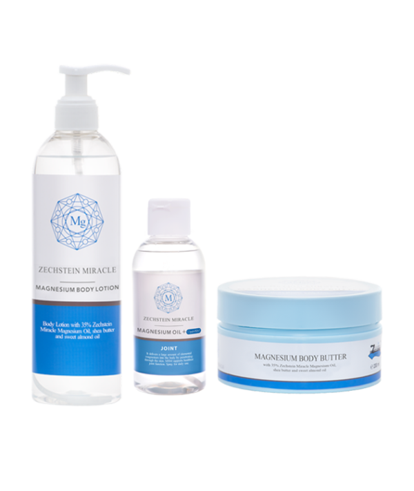 Zechstein Miracle Magnesium Skincare Pack