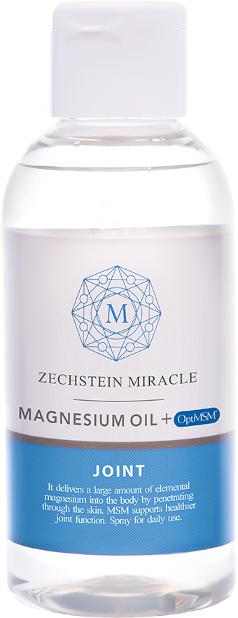 Zechstein Miracle Magnesium Oil + OptiMSM